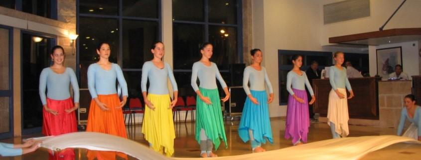 Baile tipico publo judío