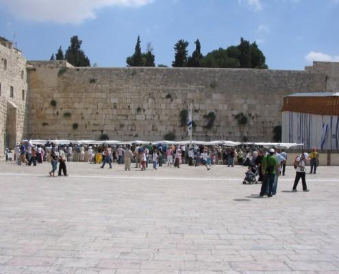 Jerusalén (Antigua y moderna) y Belén