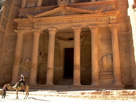 Petra sus monumentos