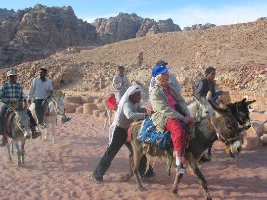 Atracciones turisticas en Petra