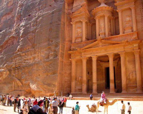 La joya arqueologica de Petra