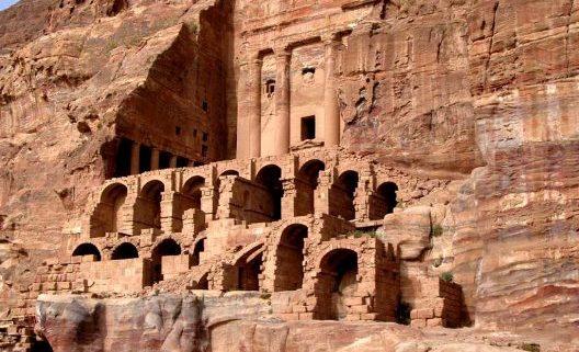 Petra y su arquelogia